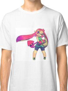 Splatoon Inkling Classic T-Shirt