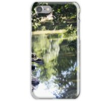 The Creek in August iPhone Case/Skin