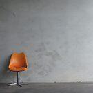 Orange Chair by Denny0976