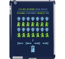 Dr ?: Space Invader iPad Case/Skin