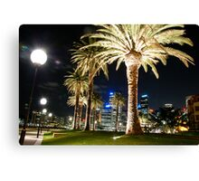 it's sydney! Canvas Print