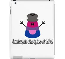 Parody: Variety is the Spice of Life! (Bisexual) iPad Case/Skin