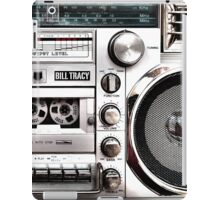 Lasonic TRC-920 Boombox By Bill Tracy iPad Case/Skin