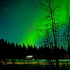North Country Auroras by peaceofthenorth