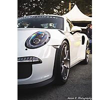2015 Porsche GT3-RS Photographic Print