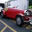 1927 Bugatti by George Cousins