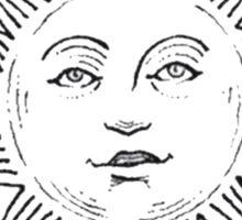 Tumblr Sun Logo Sticker