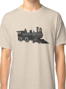 Steam Train Classic T-Shirt