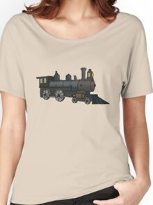 Steam Train Women's Relaxed Fit T-Shirt