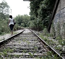 Railroad Exploration by AndreaCT