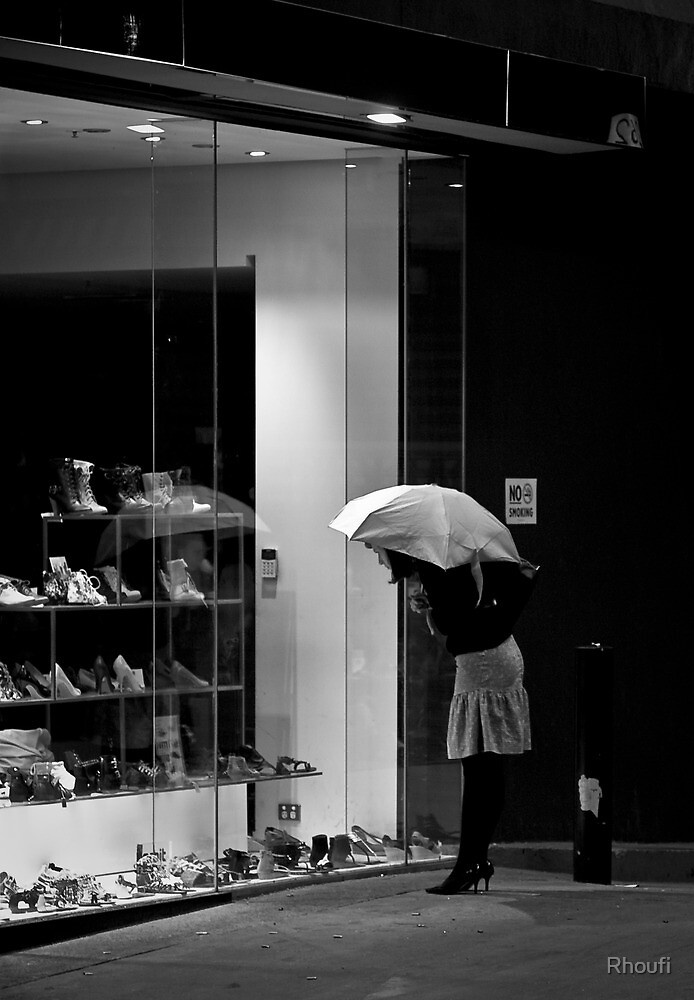 More shoes by Rhoufi