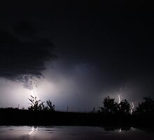 Lightning storm on Friday the 13th part 11 by agenttomcat