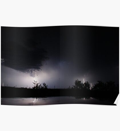 Lightning storm on Friday the 13th part 11 Poster