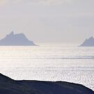 skelligs Eire by Edward  manley