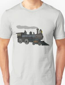 Steam Train (2) Unisex T-Shirt