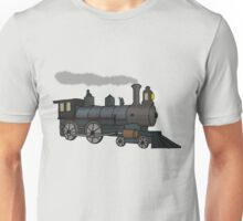 Steam Train (2) Unisex T-Shirt