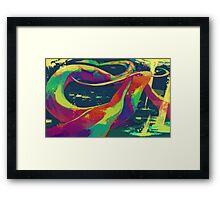 Milotic Framed Print