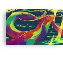 Milotic Canvas Print