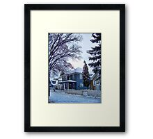 Thanksgiving Day 2 Framed Print