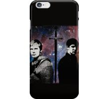 Merlin - two sides iPhone Case/Skin