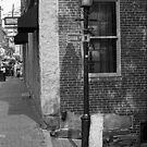 Portland, Maine - Dana Street by Frank Romeo