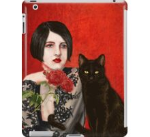 Mister Noir and I  iPad Case/Skin