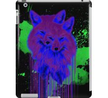 Psychedelic Foxes  iPad Case/Skin