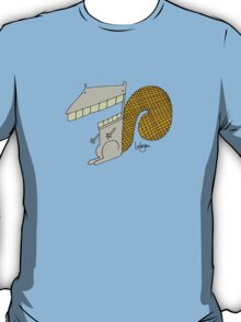 Scooter the Squirrel - Part of the 'Hungry Monsters Collection' T-Shirt