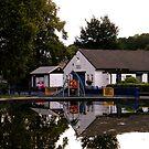 Strathaven Park, Strathaven,Scotland by ElsT
