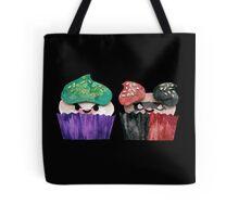 Baked Bad Guys (Joker & Harley) Tote Bag