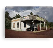 Route 66 Filling Station Canvas Print