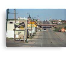 Route 66 - Santa Rosa, New Mexico Canvas Print