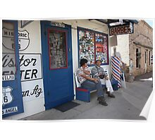 Route 66 Sightseers Poster