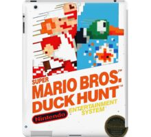 Super Mario Brothers Duck Hunt T-Shirt iPad Case/Skin