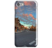 Corfe Castle Village ... iPhone Case/Skin