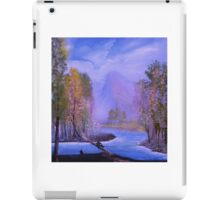 a lovely day iPad Case/Skin