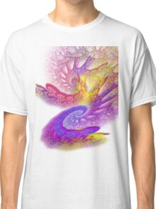 ALIEN FLOWER Classic T-Shirt