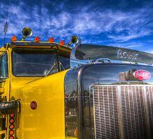 Peterbilt American Truck by DavidHornchurch