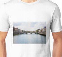 Downtown Dublin - Ireland Unisex T-Shirt