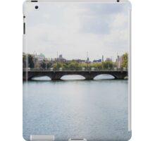 Downtown Dublin - Ireland iPad Case/Skin