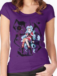 Touhou - Shinki Women's Fitted Scoop T-Shirt