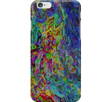 PPP - The Glitterfruit Transposition iPhone Case/Skin