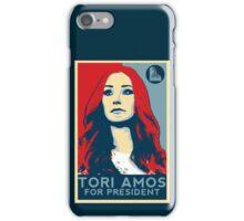 Tori For President iPhone Case/Skin