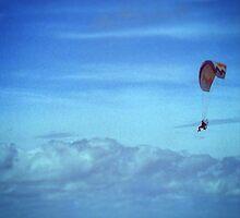 mind is like a parachute, it doesnt work if it isn't open by gavin mcwalter