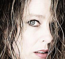 Self Portrait by Michelle Joyce