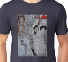 The Doctor's memories  Unisex T-Shirt