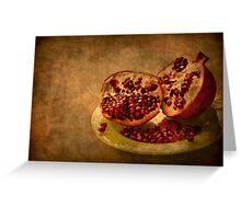 Autumn Treat Greeting Card