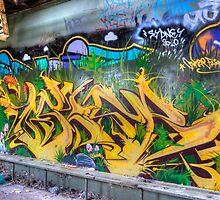 Stunning street art by donnnnnny