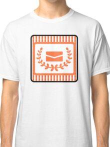 ANIMAL CROSSING POST OFFICE LOGO Classic T-Shirt