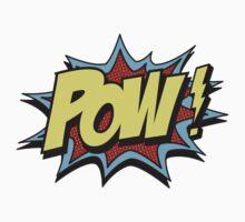 "COMIC - ""POW"" Bubble by ArtPower"